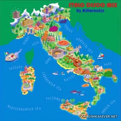 Italo Disco Mix vol 01 [2015] Mixed By Killernoizz