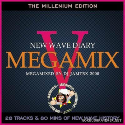 VA - New Wave Diary Megamix vol 5 [2000] by DJ Jamtrx