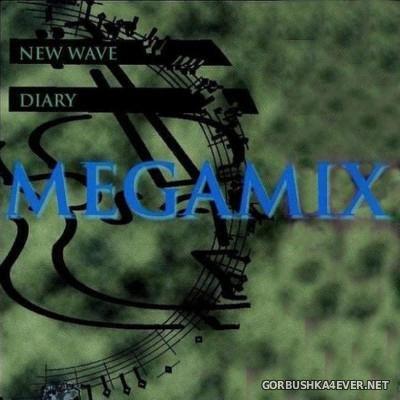 VA - New Wave Diary Megamix vol 1 [1996] by DJ Jamtrx