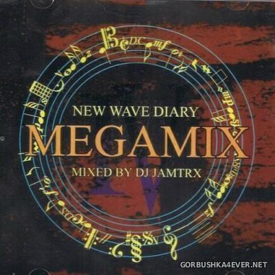 VA - New Wave Diary Megamix vol 4 [1999] by DJ Jamtrx