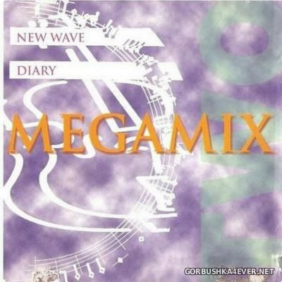VA - New Wave Diary Megamix vol 2 [1996] by DJ Jamtrx