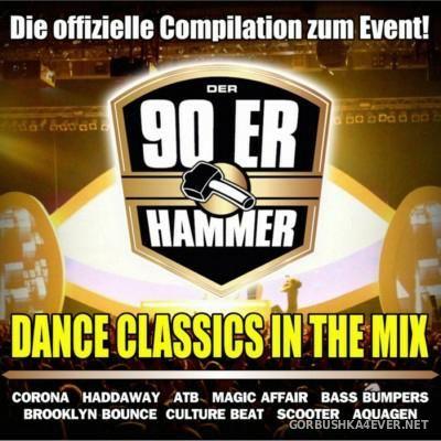 Der 90er Hammer - Dance Classics In The Mix [2015]