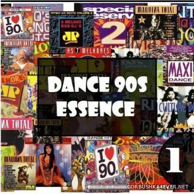 VA - Essence 90s Dance Mix vol 01 [2015] by Maicon Nights DJ