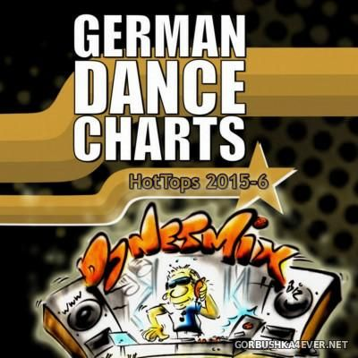 DJ Netmix - Hot Tops In The Mix 2015.6