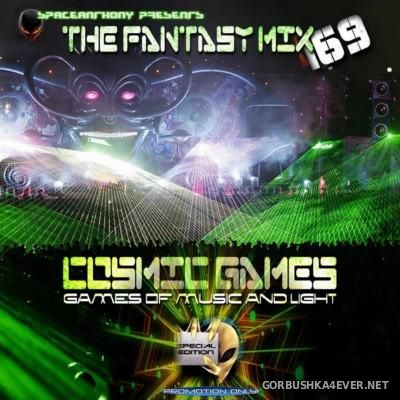 VA - Fantasy Mix vol 169 - Cosmic Games [2015]