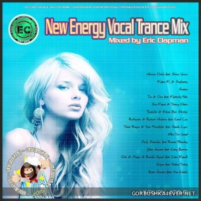 New Energy Vocal Trance Mix 2015.1 by Eric Clapman