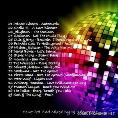 DJ Colourzone - Back To The 80s Mix vol 03