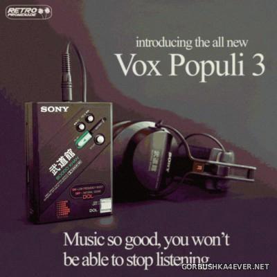 VA - Retro Promenade - Vox Populi 3 [2015]