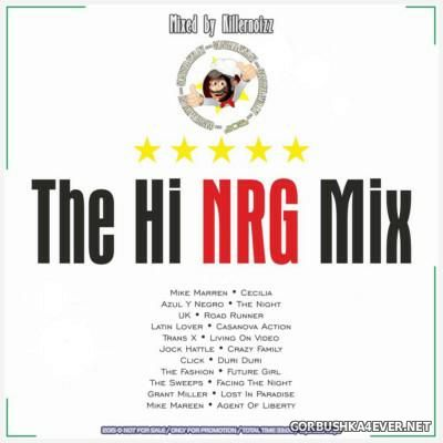 VA - The Hi NRG Mix [2015] by KillerNoizz