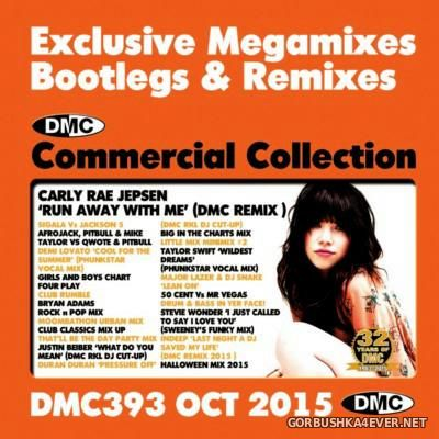 DMC Commercial Collection 393 [2015] October / 2xCD