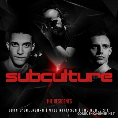 Subculture - The Residents vol 1 [2014]