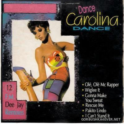VA - Dance Carolina Dance [1991]