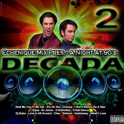 DJ Echenique - A Night At 90's Decada Mix 02