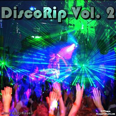 DJ Ripper - Disco Rip Mix 02 [2010]