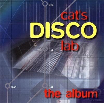 Cat's Disco Lab - The Album [2003]