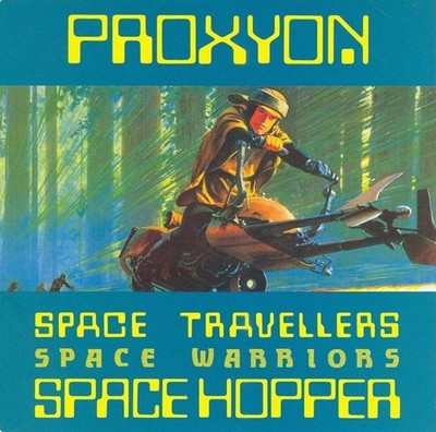 Proxyon - Space Travellers (CD5)