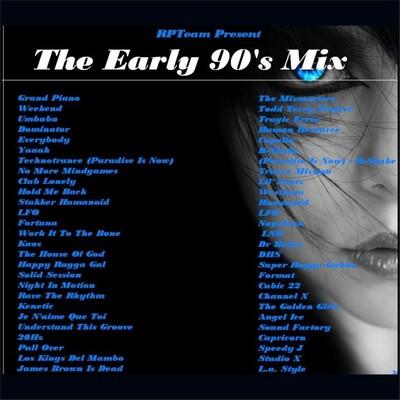 DJ Renaldo - The Early 90s Mix