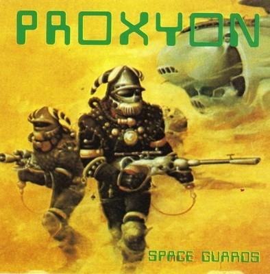Proxyon - Space Guards (CD5)