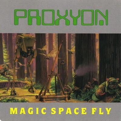 Proxyon - Magic Space Fly (CD5)