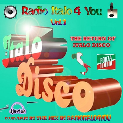 DJ Evian - In The Mix In Radio Italo 4 You [2007]