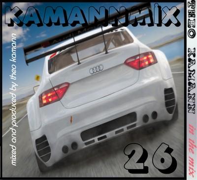 DJ Theo Kamann - KamannMix volume 26