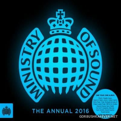 [Ministry Of Sound] The Annual 2016 [2015] / 3xCD