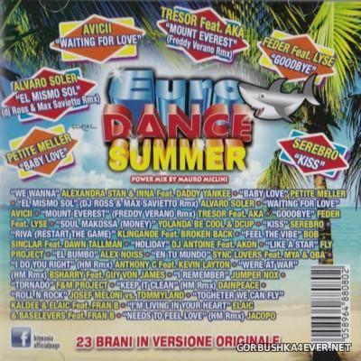 Euro Dance Summer 2015 / Mixed By Mauro Miclini