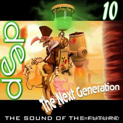 [Deep - The Next Generation] Volume 10 [2004] / 2xCD