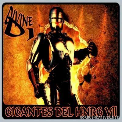 DJ Divine - Gigantes Del HNRG VII [2014]