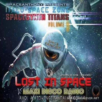 [SpaceSynth Titans] Vol 03 - Lost In Space [2015] Re-Edit