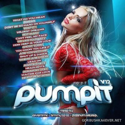 Pump It vol 12 [2015] Mixed By DJ Femme, Timmy Lala & Platinum Deejayz
