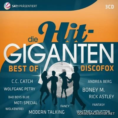 [Die Hit Giganten] Best Of Discofox [2015] / 3xCD