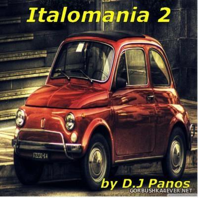 DJ Panos - Italomania! Mix II [2015]