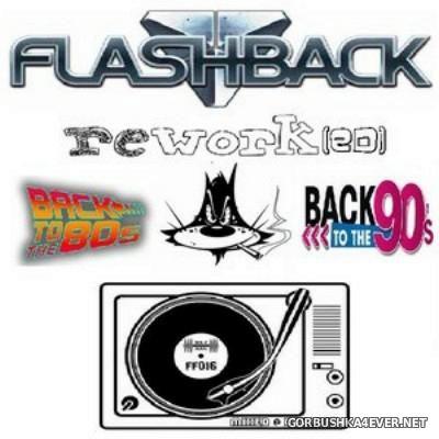 DJ vADER - Flashback Rework(ed) Megamix [2015]