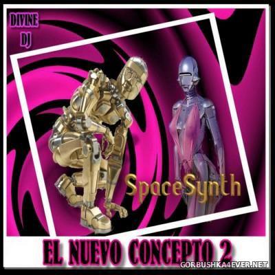 DJ Divine - El Nuevo Concepto Mix 2 [2014]