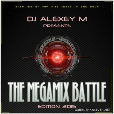 The Megamix Battle 2015 by DJ Alexey M