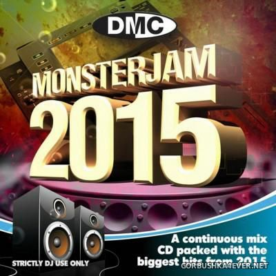 VA - [DMC] Monsterjam 2015 / 2xCD / Mixed By ALLSTAR