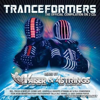 Tranceformers [2015] Mixed by Bodo Kaiser & 4 Strings