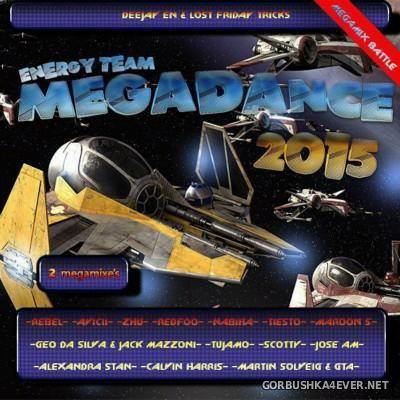 VA - The Megamix Battle 2015 - Mega Dance [2015] by Lost Friday Tricks