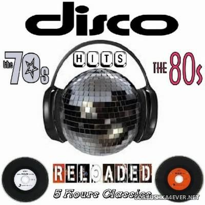 VA - The 70s & 80s Discothek Hits Reloaded [2015]