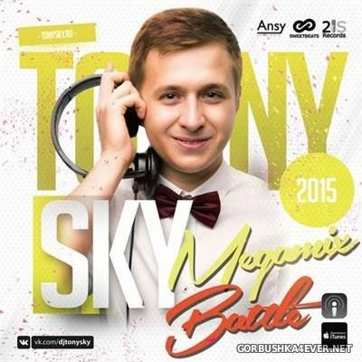 VA - The Megamix Battle 2015 by Tony Sky
