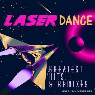 Laserdance - Greatest Hits & Remixes [2015] / 2xCD