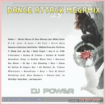 DJ Power - Dance Attack Megamix - The 15th Story [2015]