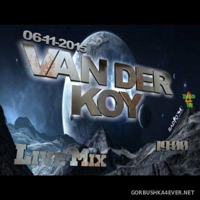 Van Der Koy - November Live Mix 2015
