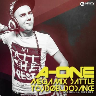 VA - The Megamix Battle 2015 by A-ONE