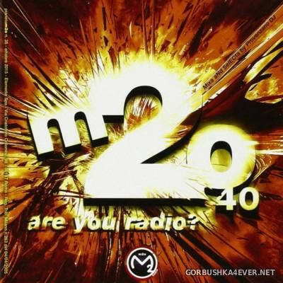 VA - [m2o] Are You Radio N40 [2015] / 2xCD / Mixed by Provenzano DJ