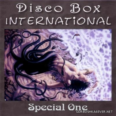 Disco Box International - Special One [2007] / 2xCD