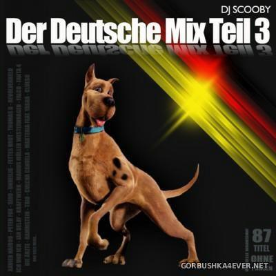 DJ Scooby - Der Deutsche Mix Teil 3 [2011]