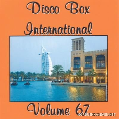 Disco Box International vol 67 [2015] / 2xCD