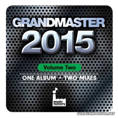 [Mastermix] Grandmaster 2015 vol 02 & DJ Set 30 [2015] / 2xCD